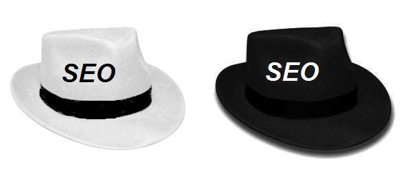 Quelle est la différence entre référencement black hat et white hat ?