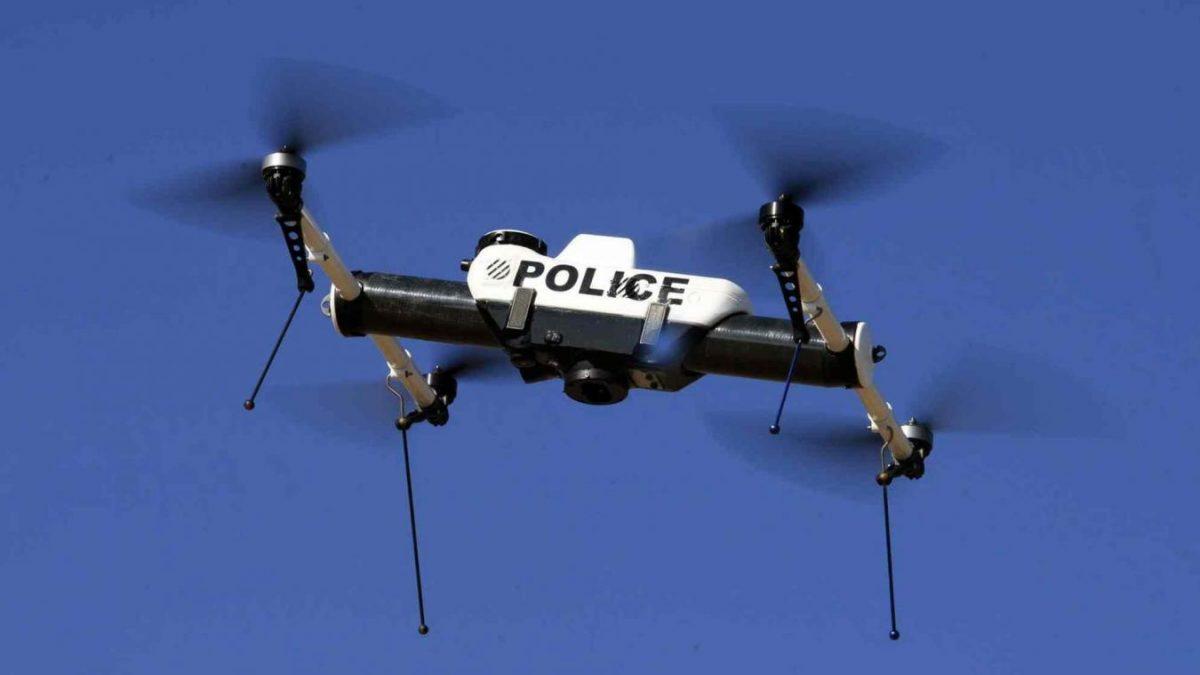 Les drones : les nouveaux alliés des forces de l'ordre